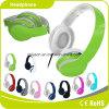 Écouteurs de câble par vente chaude avec le contrôle du volume
