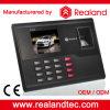 Manufatura do comparecimento do tempo da impressão digital do cartão de Realand a-C121 RFID