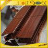 高品質の木製の穀物アルミニウムプロフィール