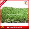 De Decoratie van de Muur van de tuin met Kunstmatig Gras
