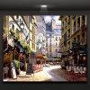 Het Canvas dat van het pop-art de Goedkope Foto's Van uitstekende kwaliteit van de Kunst voor Hotel schildert