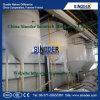 macchinario di produzione di raffinazione del petrolio della noce di cocco 50tph