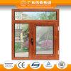 finestra di alluminio della stoffa per tendine dell'isolamento Theft-Proof di serie 140gfd con la maglia dello schermo