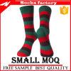 Qualitäts-glückliche gestrickte Socken des Großverkauf-2017