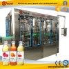 自動グレープジュースの熱い充填機