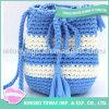新式のハンドルの女性のハンドバッグ編むデザイン袋