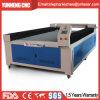 Lederner Acrylholz-Laser-Stich und Ausschnitt-Maschine