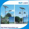 Réverbère solaire DEL, éclairage LED solaire de rue