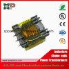 EE pulsa el transformador de alta frecuencia para el uso del aparato electrodoméstico