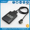 Cartão CD auxiliar da sustentação USB/SD do cambiador do cristalino/auxiliar de rádio dentro