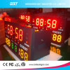 Hoge Openlucht Waterdichte van de Helderheid leiden- Scorebord voor de Vertoning van de Score van de Sport
