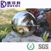 bola de acero inoxidable hueco de adornamiento 1200m m al aire libre de 600m m 800m m