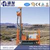 La puissance hydraulique plates-formes de forage de puits d'eau, et percer Hfg450 à chenilles