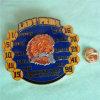 Pride Gold Metal Lion女性野球Pin