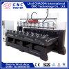 4 Mittellinie CNC-Fräser für Möbel-Beine, Lehnsessel, Handläufe