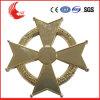 2016 insignes d'or plaqués par métal fait sur commande de logo de vente en gros