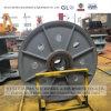 Poulie de fil d'acier de fabrication de structure métallique