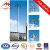 fabricantes elevados de pólos de iluminação do mastro de 25m