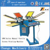 Spm 4 a 8 colores Camiseta Manual/tejido Screen Printing Machine
