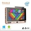 5inch Dubbele OS 4GB+64GB Draagbare MiniPC van Intel Z8350