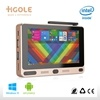 5 polegada Tablet PC Intel Z8350 4GB+64SO dupla GB Mini portátil tablet PC
