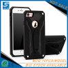 Caja negra mate del defensor del teléfono del color para el iPhone 7 más
