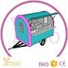 Saleのための移動式Fast Food Mobile Kitchen Hamburgers FoodヴァンかSaleのためのFried Ieam Machine Cart/Ice Cream Truck