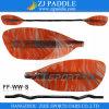 Palette de Whitewater de fibre de verre de fantaisie de sport de Z&J