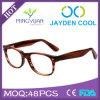 2015 Klaar Voorraad Eyewear van het Kader van de Acetaat van de Stijl van Mei de Recentste Optische