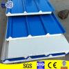 Estructura de acero prefabricada del panel de emparedado para la casa de pollo