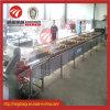Lavatrice della frutta delle verdure della Cina per la riga completa
