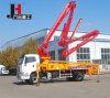 Pompa montata camion della betoniera di alta qualità da vendere (21-38m)