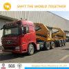 HOWO Rhd 20FT Behälter Sidelifter Behälter-Seiten-Eingabe-Kran-Sattelschlepper