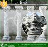 Colonna di pietra naturale del giardino