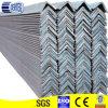Section d'angle d'acier de construction d'ASTM A36, barres plates