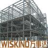 Edificio de acero de diversa talla de Wiskind