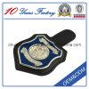 La policía de encargo del Applique del bordado del emblema Badge