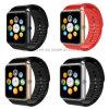 Montre intelligente de la montre-bracelet de Bluetooth la meilleur marché avec la fente Gt08 de carte SIM