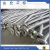 Resistente a alta temperatura Tubo de acero inoxidable corrugado