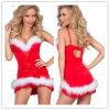 Рождество красное Cosplay одевает платье женщин причудливый сексуальное
