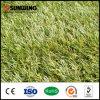 Césped artificial de la fábrica de la hierba china del PE