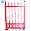Nicht rostend/Antiseptikum/Qualitäts-Sicherheits-Stahlzaun für Garten mit Stange