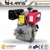 Rotavator (HR178F)のSpline Shaft Featuredの9HP Diesel Engine