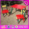 2015 우수한 Quality Cheap Folding Kids Pencil Table 및 Chairs, Cartoon Pencil Used Children Table 및 Chair Wholesale Wo8g138
