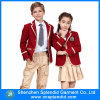 Uniforme scolastico islamico di ultima di disegno di inverno alta qualità di modo