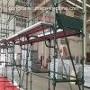 De Chinese Aangepaste Specificaties van Fabrikanten R&D van Diverse Steiger van Kwikstage van Modellen
