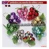Bagattelle domestiche d'attaccatura di festa della decorazione del partito dell'ornamento dell'albero di Natale (CH8125)