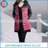 De las mujeres chaqueta de los abrigos esquimales abajo de largo para el invierno