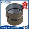Luft-Ventilations-Einwegblendenverschluss-runde Rückseiten-Entwurfs-Dämpfer