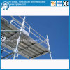 Kwikstageの足場鋼鉄足場の構築